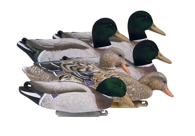 Higdon Magnum Mallard Flocked Heads
