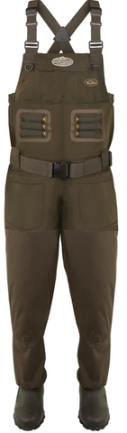 DRAKE Eqwader 1600 Breathable Wader with Tear-Away Liner
