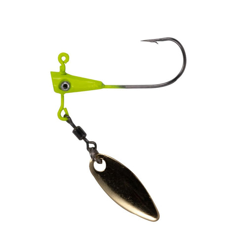 CRAPPIE MAGNET FIN SPIN 3PK