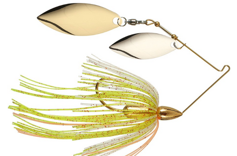 War Eagle Gold Screamin Eagle Spinnerbait 1/2oz