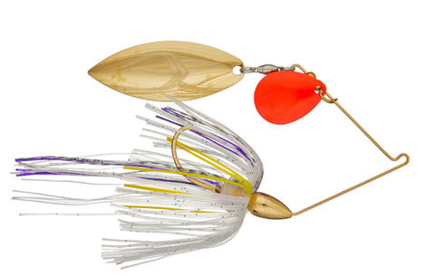 War Eagle River Rat/Painted Blades Spinnerbait