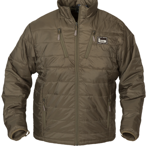 H.E.A.T Insulated Liner Jacket - Long