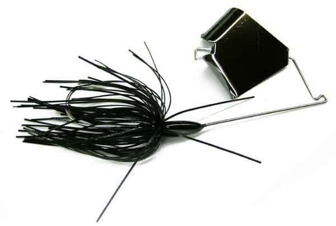 War Eagle 1/8oz Black Buzz Bait