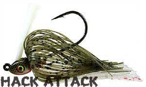 Strike King Hack Attack Swim Jig