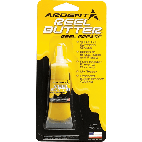 Ardent Reel Butter Reel Grease