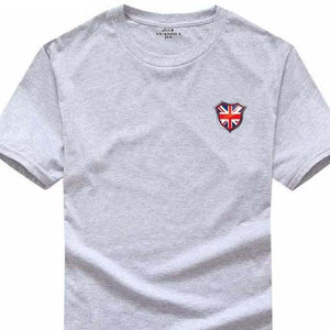 Union Jack Breast Crest T Shirt