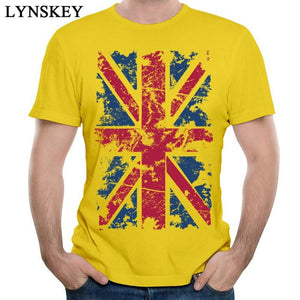 Union Jack T Shirt Retro Design