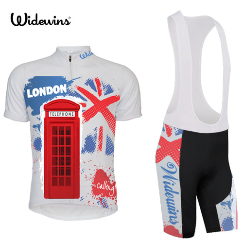 London Cycling Jersey Set