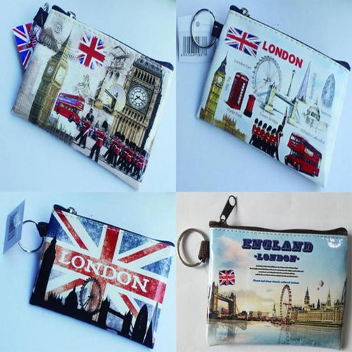 London Coin Purses (Lot of 12)