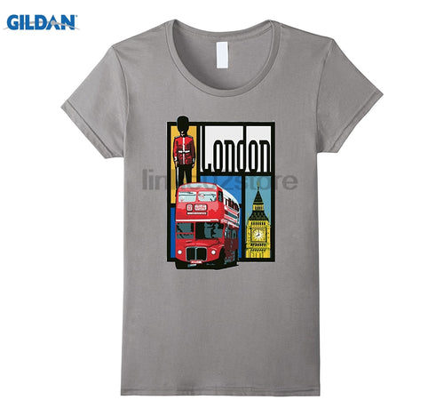 London Bus/Guard/Bus T Shirt