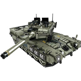 1747 Pcs Leopard 2 Main Battle Tank - Bluejay Goods