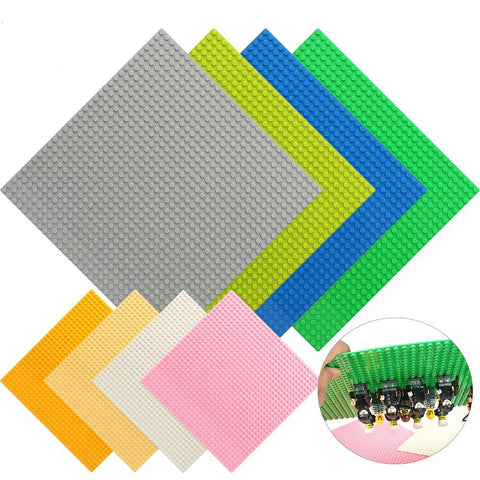 8 Colors 32*32 Dots Base Plate for Small Bricks Base Plate Board - Bluejay Goods