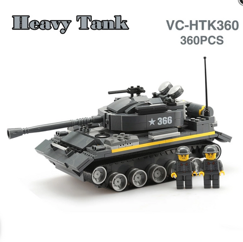 WWII Military Vehicles Collection Set - Bluejay Goods