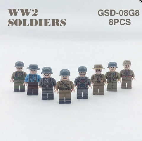Soldiers Army Military Sets - Bluejay Goods
