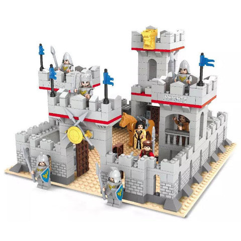 686pcs 3D Model Castle Toy Set - Bluejay Goods