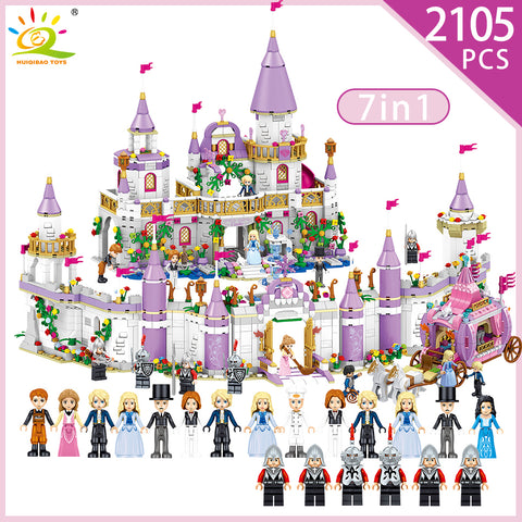 Windsor Castle Set Lego Compatible - Bluejay Goods