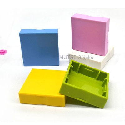 Large Building Block Bricks DIY Set - Bluejay Goods