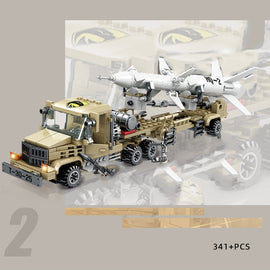Military Vehicle Tank Army Toy Sets - Bluejay Goods