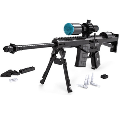 AK47 Sniper Rifle 767 Pieces - Bluejay Goods
