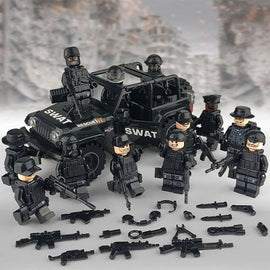 Military Special Forces Soldiers Bricks minifigure Toy - Bluejay Goods