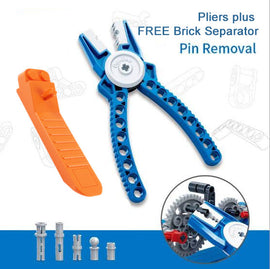 Blocks Pin Pliers with Free Brick Separator - Bluejay Goods