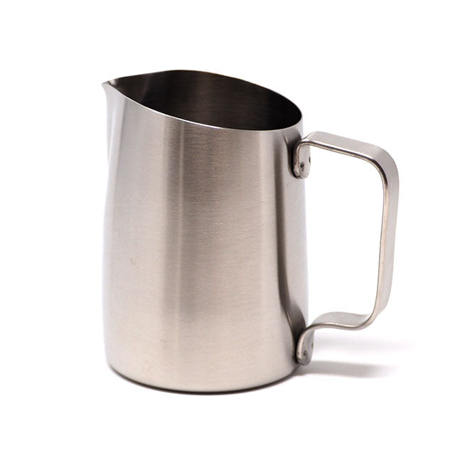 WPM 450cc Milk Pitcher (Round Spout / Stainless)