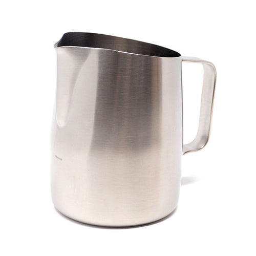 WPM 650cc Milk Pitcher (Sharp Spout / Stainless)