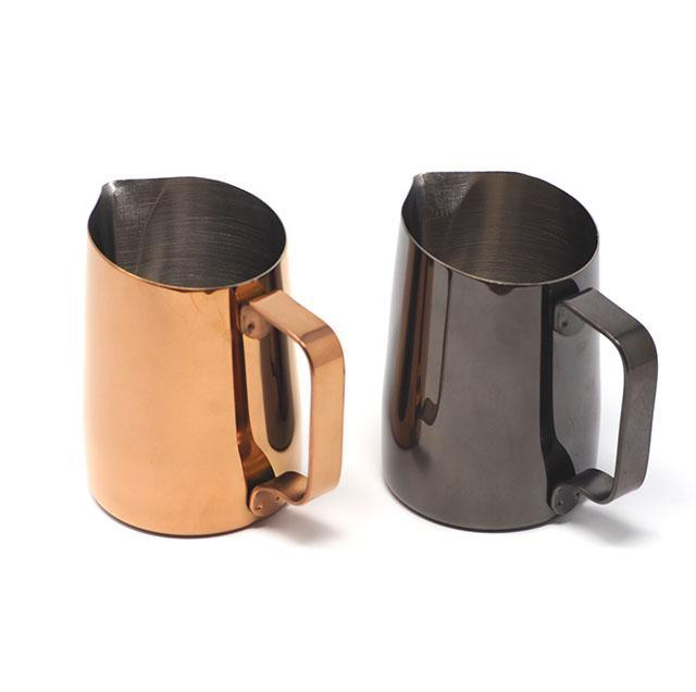 WPM 450cc Milk Pitcher (Sharp Spout / Metallic)