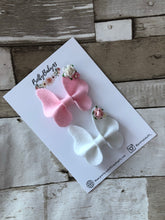 Deluxe Butterfly hair clips
