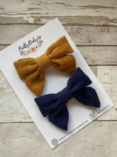 sailor corduroy bows