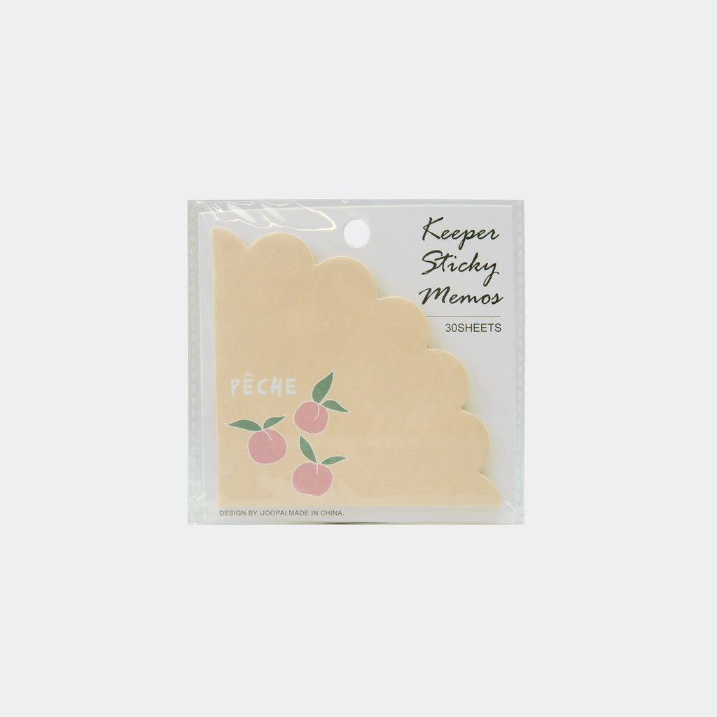 Peach Sticky Note