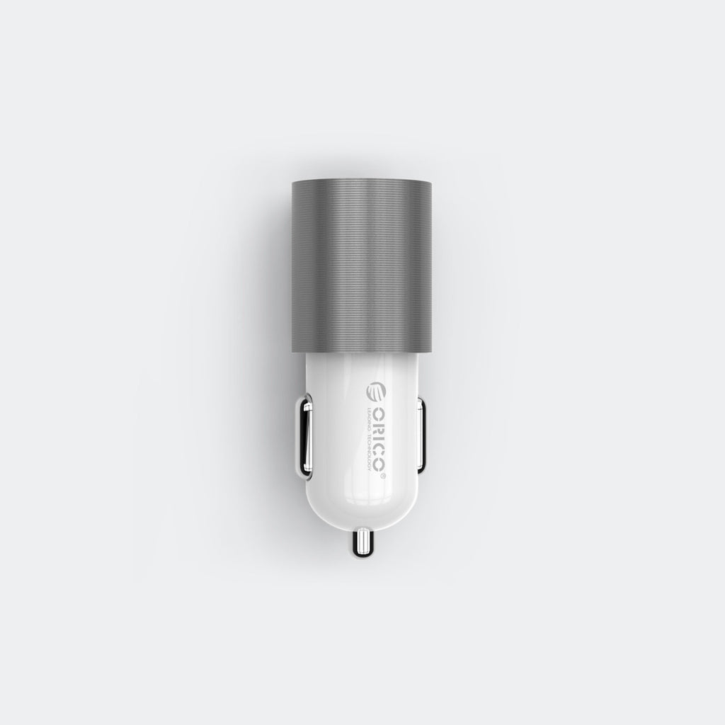 2-Port Type-C Car Charger - Chozn