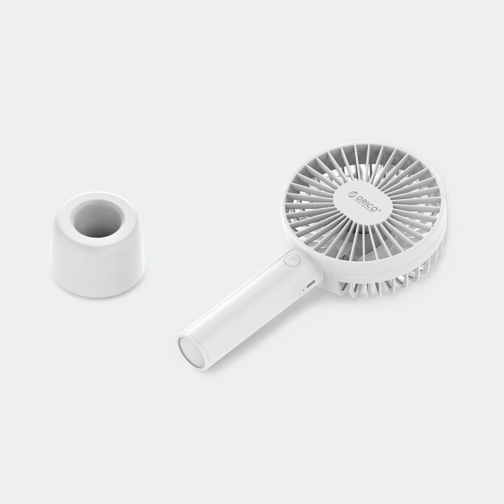 Portable Wireless Desktop Mini Fan - Chozn