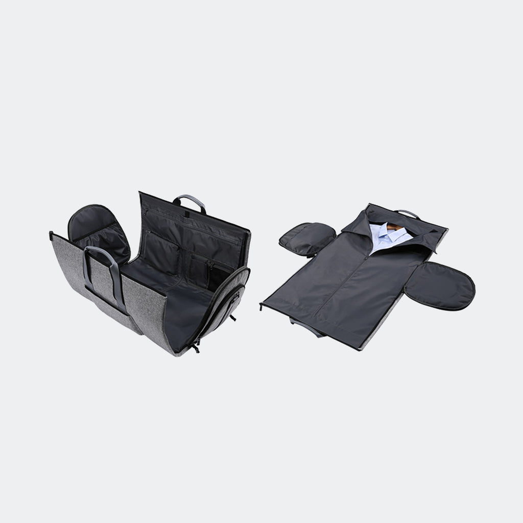 2-in-1 Convertible Garment Duffel Bag