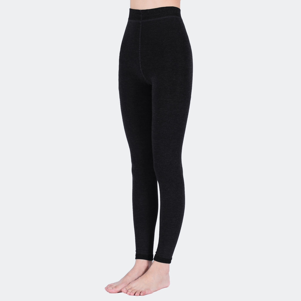 Fleece-Lined Leggings - Chozn