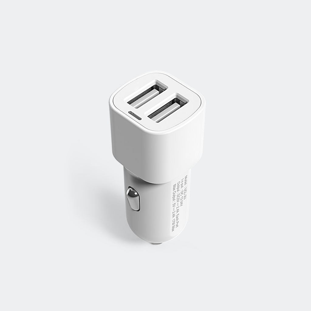2-Port USB Car Charger - Chozn