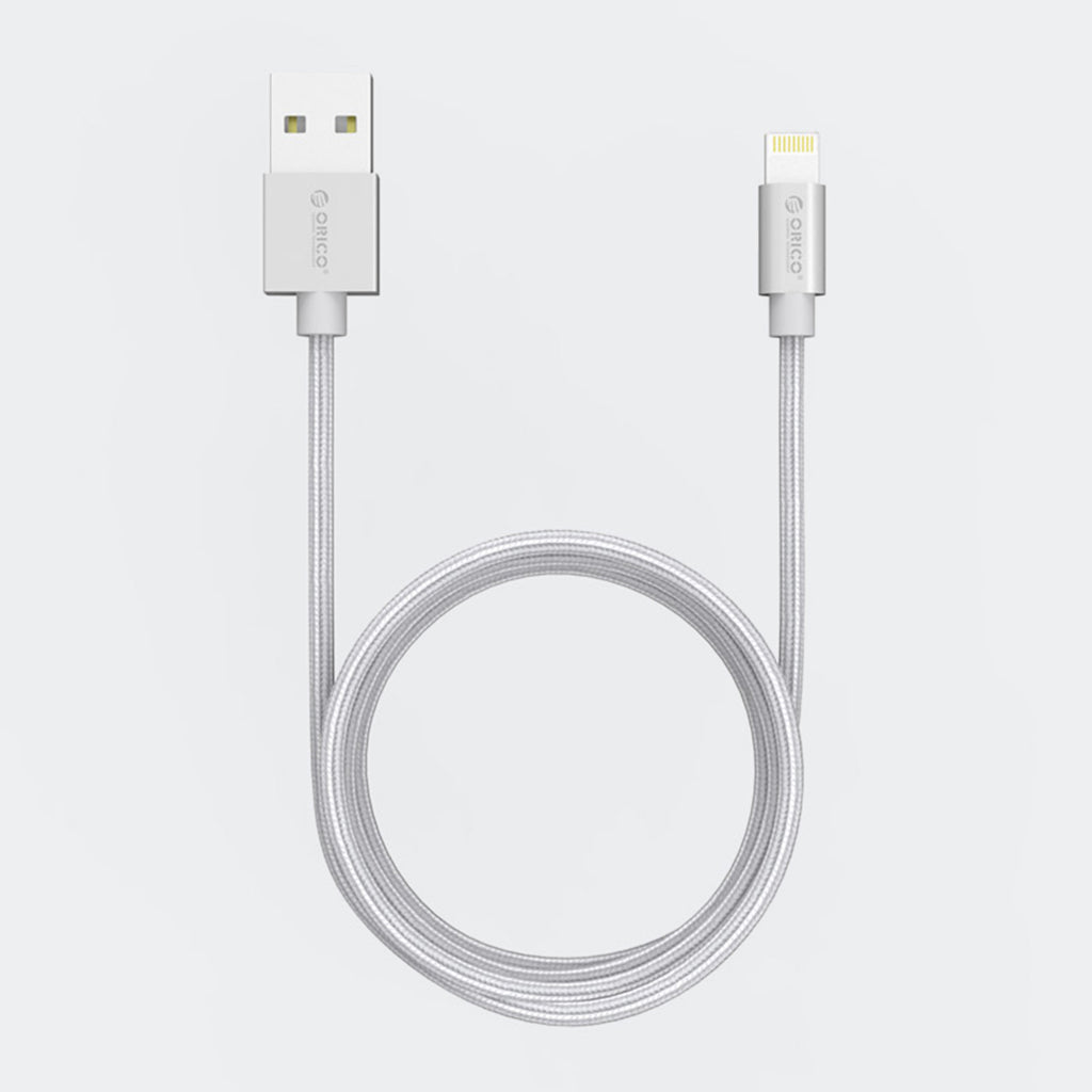 Nylon Lightning to USB A Cable (3.3ft) - Chozn