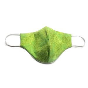 Dual Layer Cotton Face Mask - Prints
