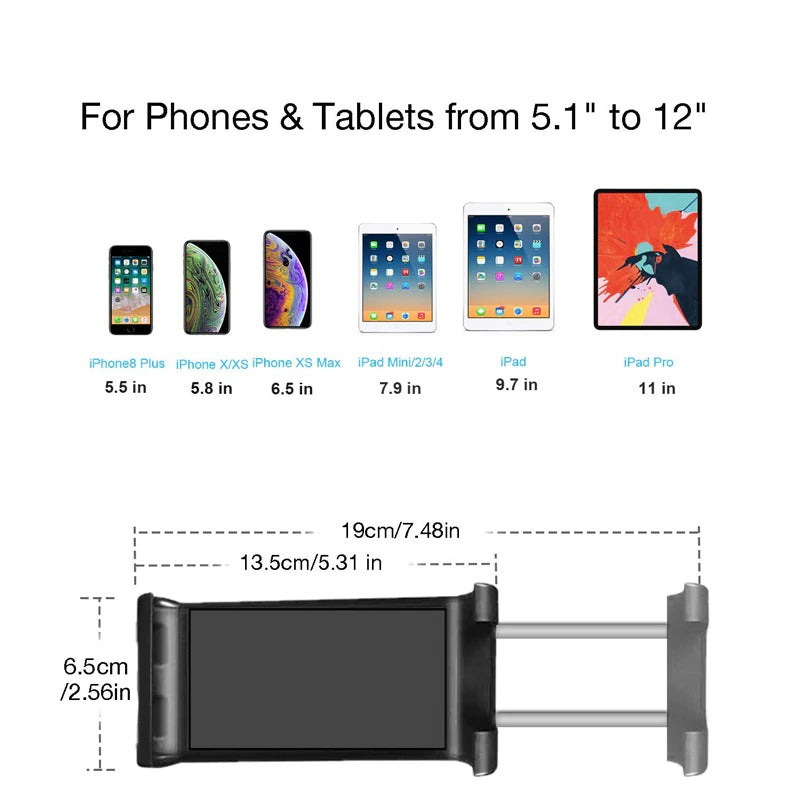 Magic Tablet/Phone Wall & Desk Stand - Dazzle By Brenda