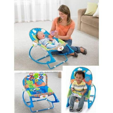 ibaby Infant-Toddler Baby Rocker