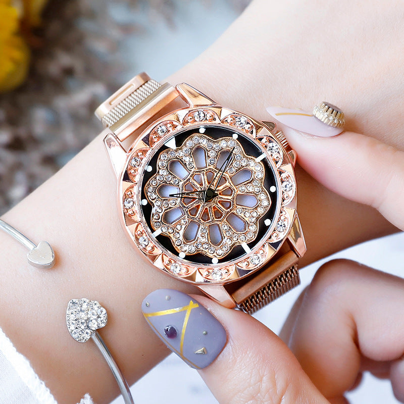 Four Colors 360° Rotation Lucky Watch(Buy 3 Get 1 Free & Free Shipping)