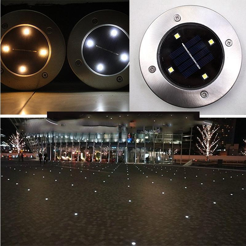 6 LEDs Motion Sensor Night Light