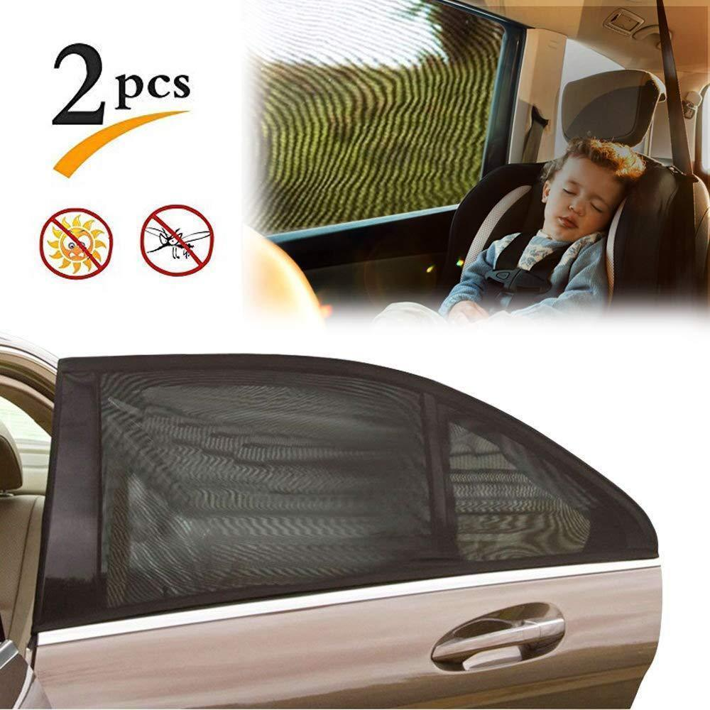 【Hot Selling 2000pcs】Universal Car Window Sun Shade (Fits all Cars)
