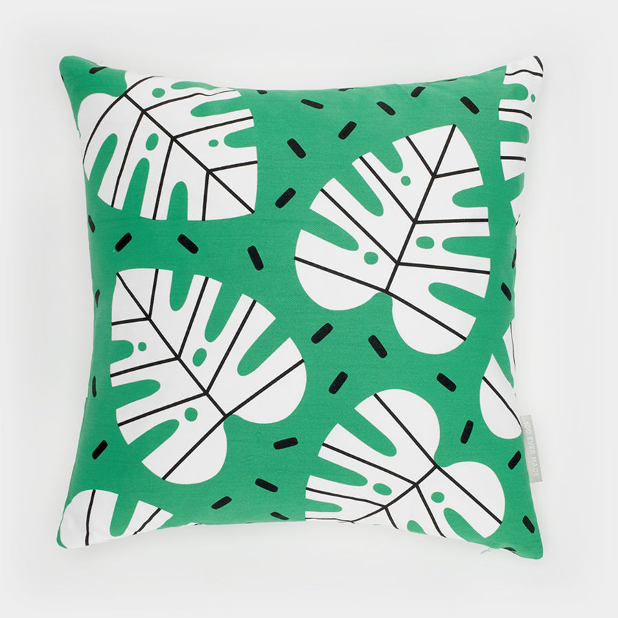 Monstera Cushion - Evermade