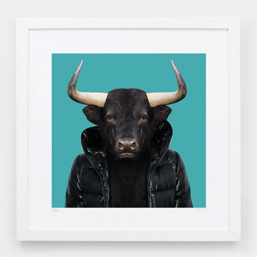 Yago Partal Fernando, the Spanish Bull - Evermade