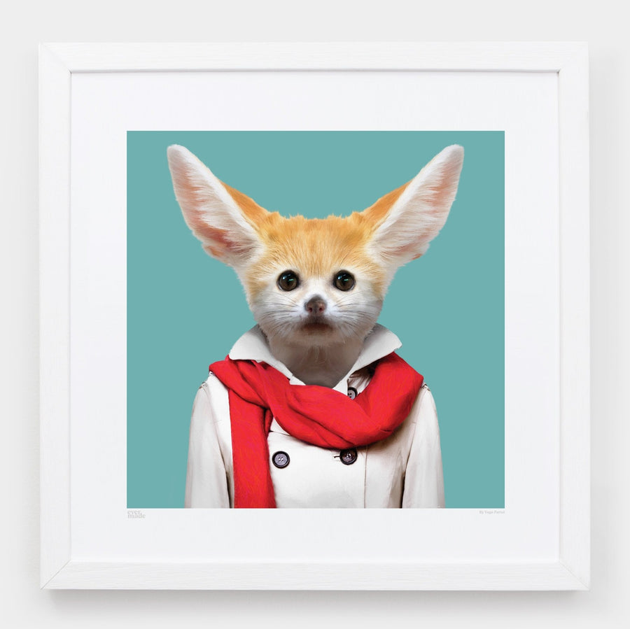 Nabila, the Fennec Fox - Evermade