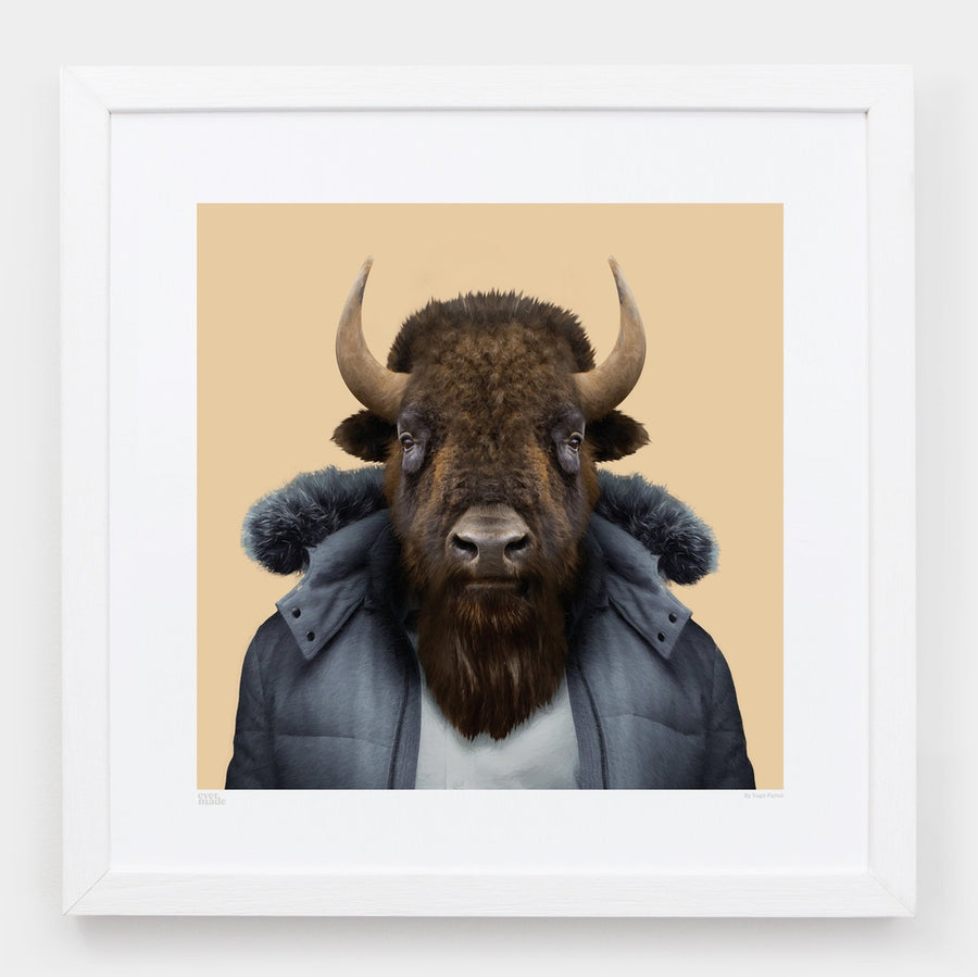 Yago Partal Ethan, the American Bison - Evermade