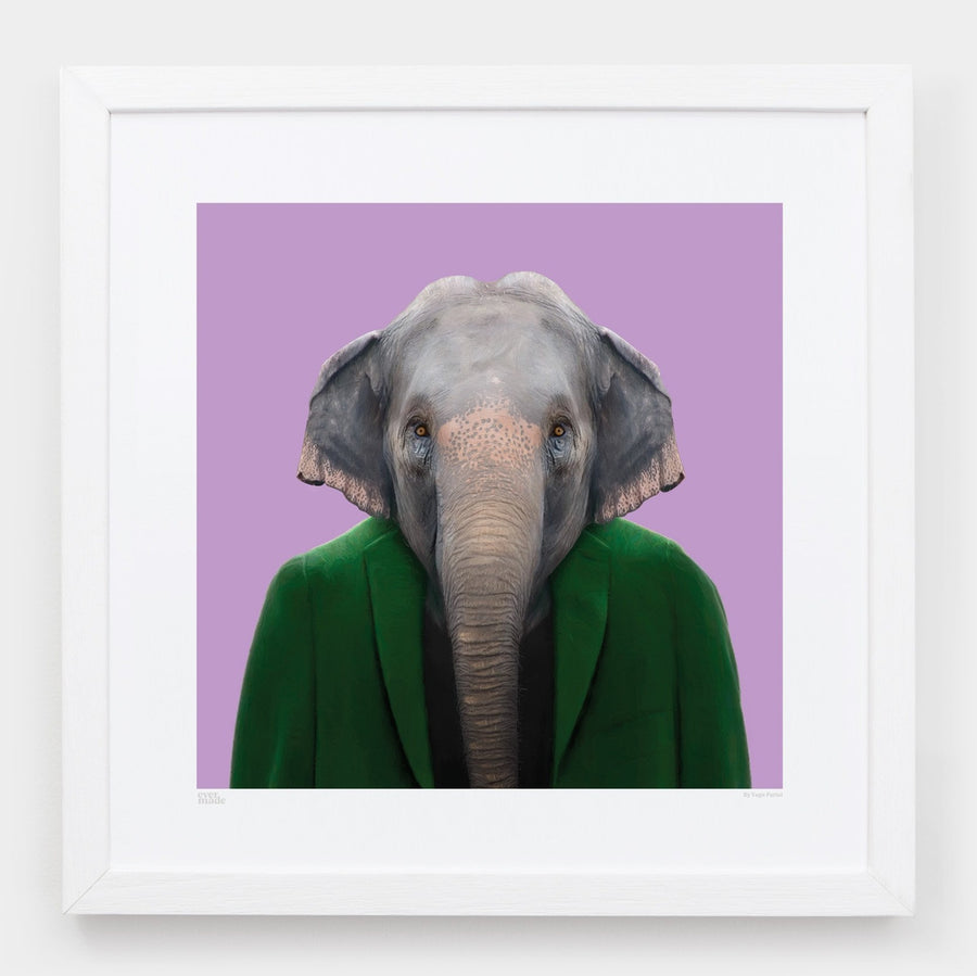 Bagus, the Asian Elephant - Evermade