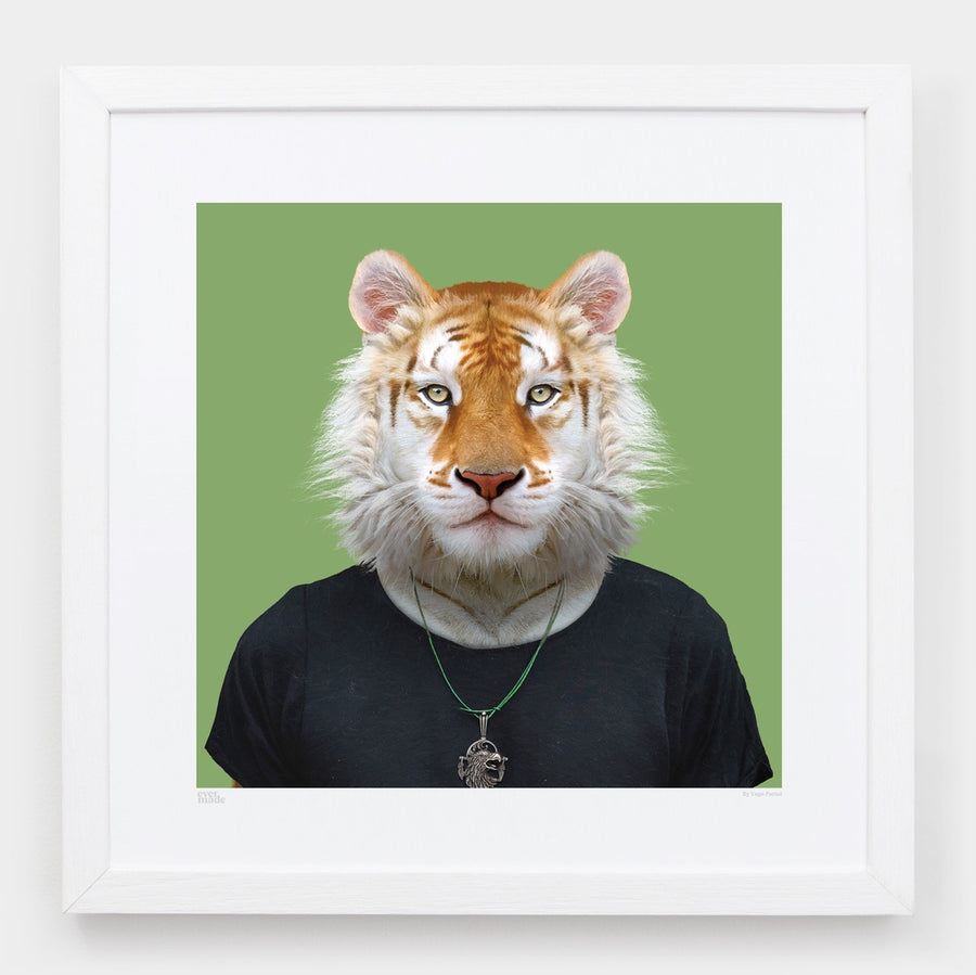 Yago Partal Ram, the Golden Tiger - Evermade