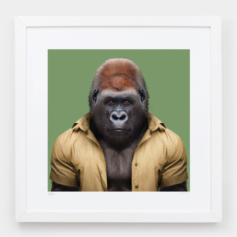 Awax, the Western Lowland Gorilla - Evermade